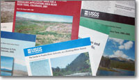 Sampling USGS Publications
